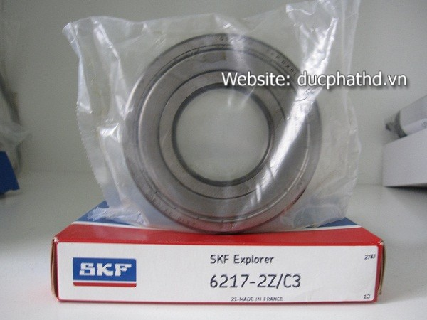 Vòng bi SKF 6217-2Z/C3