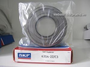 Vòng Bi SKF 6314-2Z/C3